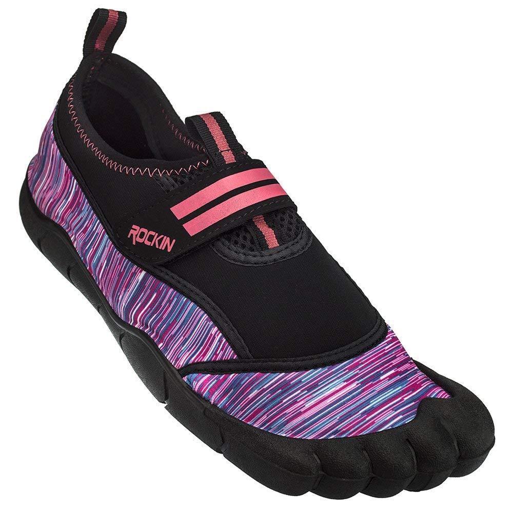 7965c1720 Get Quotations · Rockin Footwear Aqua Bay Foot Water Shoe