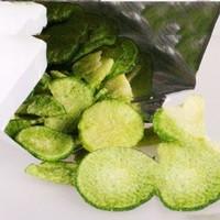 VF Fruit and Vegetable Snacks Green Radish Chips Healthy snacks