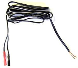 Sport DirectTM Bicycle Bike Cycle Dynamo Twin Cable 650mm Long