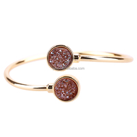 beautiful gold plated bangles , high quality cuff bangles for sale