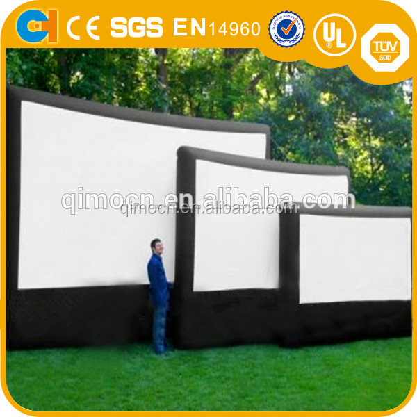Best Quality Giant Inflatable Movie Screens For Advertising ...