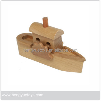 Can Be Customized Wooden Toy Boats For Sale - Buy Toy Boats,Toy ...