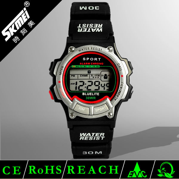 hot fashion nice wholesale small digital watch faces