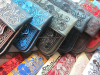 Best Quality Hand Embroidered Moroccan Leather Bags