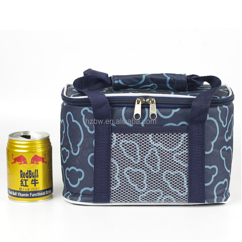 Stable Quality Insulated Speaker Round Nylon Cooler Bag