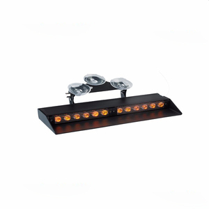 UnionTech LTE2-283-2 Police Warning Light Led Visor Deck Light