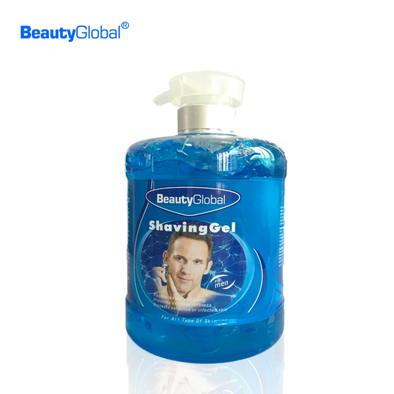 2013 new arrival shaving product! Best selling 200ml men and women shaving gel