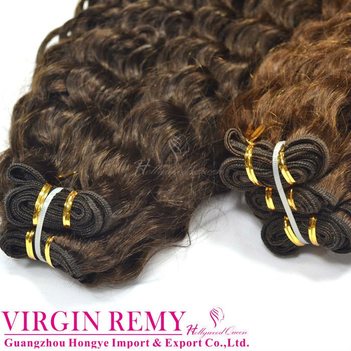 Hot!! Good quality indian remy hair, machine made weft, many in stock