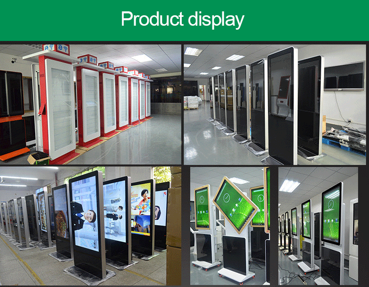 Alibaba 42 Inch Floor Stand Samsung Ad Display/touch Digital ...