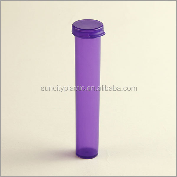 2016 New Style Cheap Plastic Sterile Marijuana Pop Top Vials