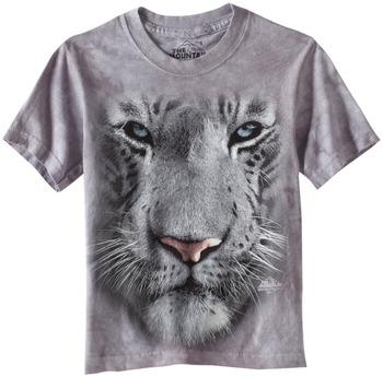 f8ed86a8d Animal Printed T-shirt Design Sublimation Longline T Shirt Wholesale ...