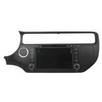 8.0 inch Android 8.0 double din car stereo with wifi gps for Kia K3 Rio 2015
