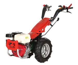 Reversible handlebars multi-function two wheel tractor with high quality