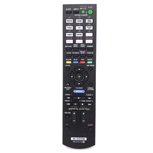 New RM-AAU104 Remote Control fit for Sony Audio / Video AV Receiver Home Theater System BD DVD