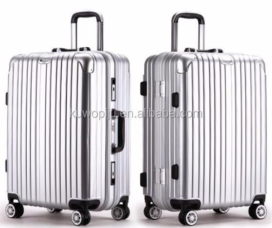 4b02099503 Elegent 3 Piece Aluminium Frame Abs Pc Speciality Luggage - Buy ...