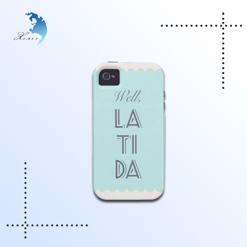 Promotional department store plastic 5.5 inch mobile phone case for gift