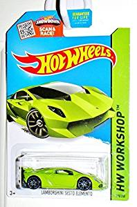 Buy Hot Wheels 3 Lamborghini Sesto Elemento Cars In Grey Need For
