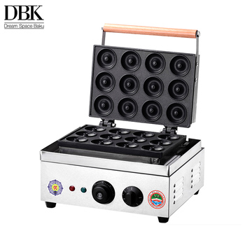 Factory Automatic Donut frying Stainless steel Electric commercial Donut Machine for sale