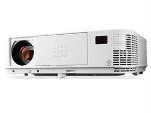 "Nec Display Solutions Xga Dlp 4000 Lumen Projector W/10000:1 Contrast With Iris 20W Speaker D - By ""Nec Display Solutions"" - Prod. Class: Monitor / Display / Projector/Projector / Panel / Dlp Projector"