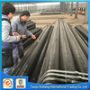 astm a500 grade b black iron carbon seamless steel pipes