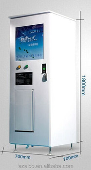 Reverse Osmosis Water Vending Machines For Sale Purified