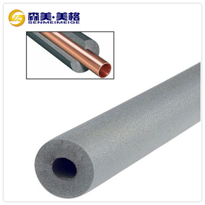 China factory high quality round rubber foam tube for pipe insulation