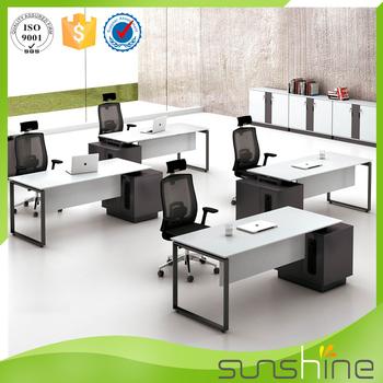 modern office desk for sale. ysmed05 modern office furniture hot sale stainless steel table design simple computer desk for