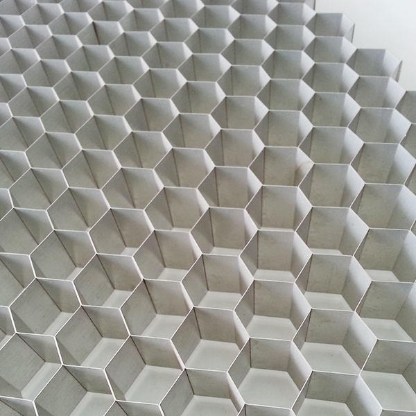 Aluminum Honeycomb Panel Used For Acoustic Wall Panel
