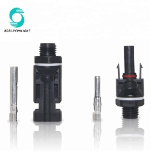 WSPVPC IP67 DC 1000V 2.5mm2 4mm2 6mm2 solar cable connector mc4,solar panel cable connector