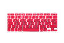 UK Russian Letters Keyboard Film protector for Macbook Air Pro Retina 13 15 17 Laptop Skin