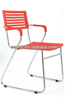Chinese furniture manufacturers plastic arm chairs rattan dining chairs