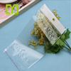 Hot sell Yiwu Wholesale Factory Printing Bottom Transparent Plastic Cellophane Opp Package Bag