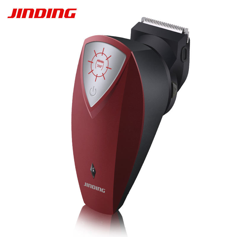 Professional Hair Trimmer/Rasierer/Clipper 360 Grad Drehen Elektrische Cordless Bart Haar Clipper