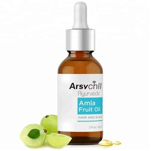 Premium Cold-Pressed wholesales amla oil for hair growth