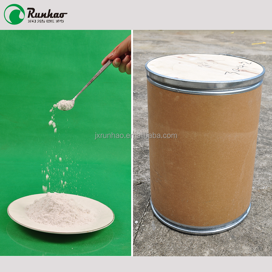 Reliable Factory Florfenicol 98% antibiotic raw material powder for poultry Cattle Sheep Horse Camel Goat Rabbit