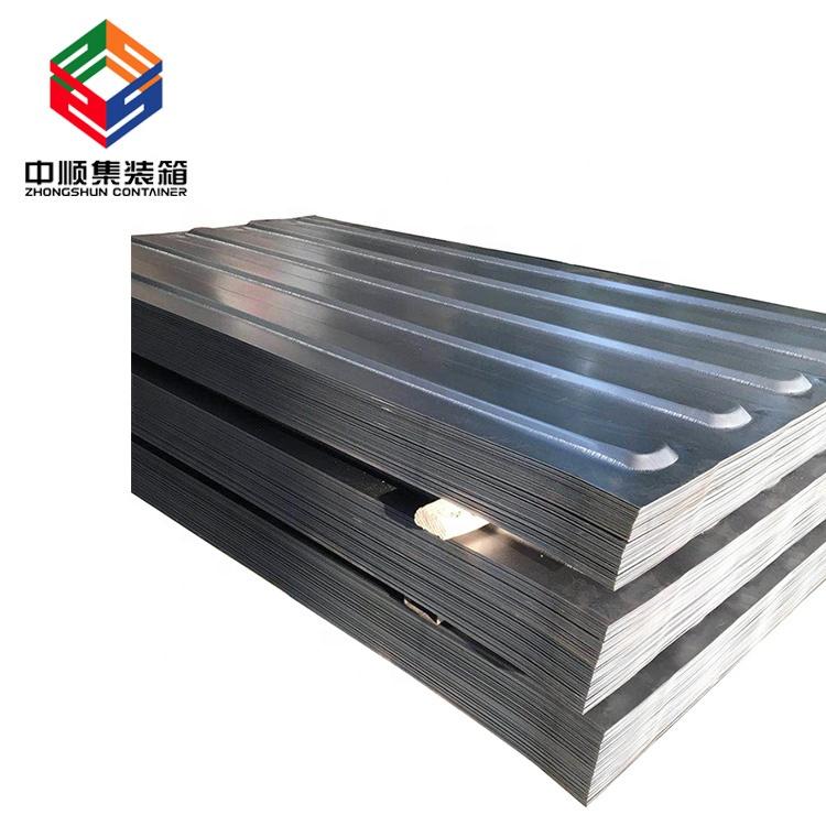 Corten Steel 2 0mm Thickness 5 Wave Corrugated Standard Size