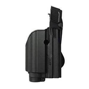 SIG Sauer P250 Compact, SIG Sauer P250 Full SIze, SIG Sauer 227, SIG Sauer P220, SIG Sauer P226, SIG Sauer P229, SIG Sauer Pro 2022 and MK25 Tactical light / laser gun holster level II Black