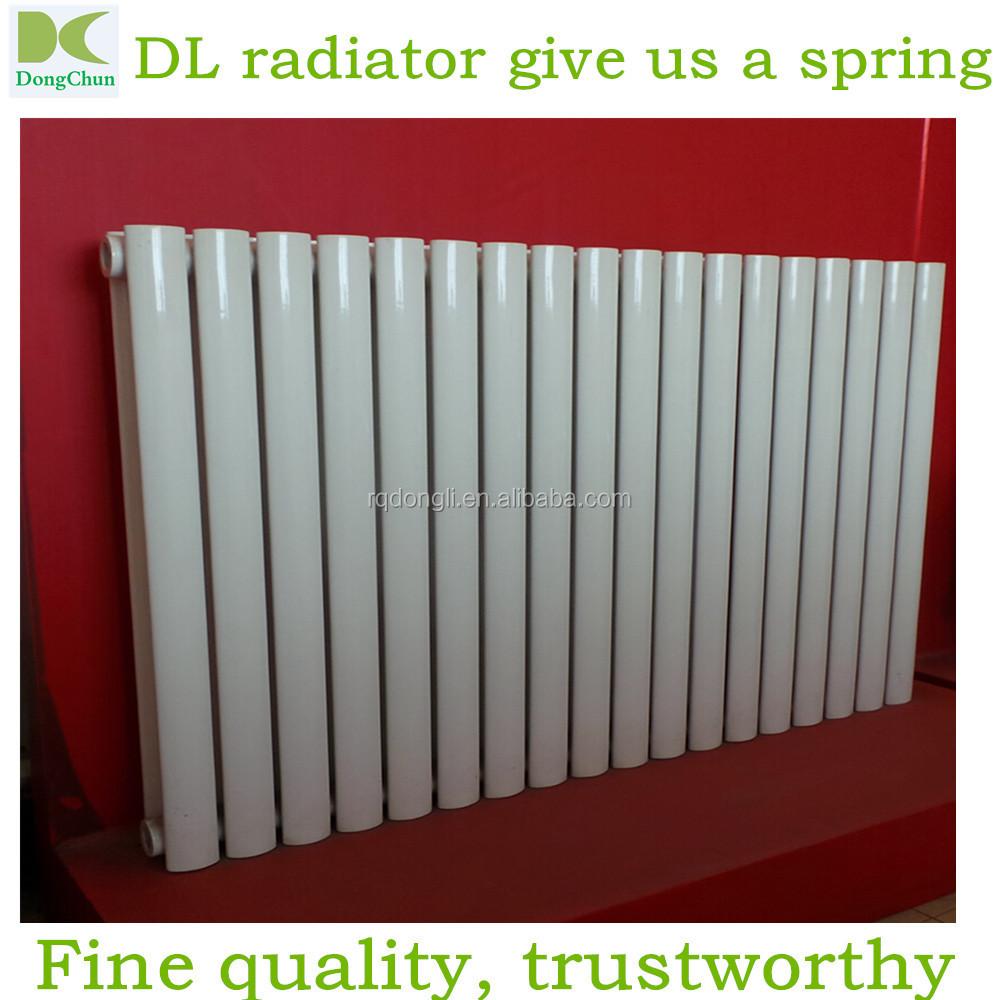 Calefacci n central de radiadores de tubo plano hogar for Radiadores calefaccion central precios