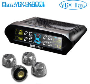 New Original Solar Wireless TPMS for Car, SUV, PICKUP, VAN and Light truck
