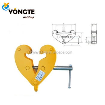 I Beam Lifting Clamp