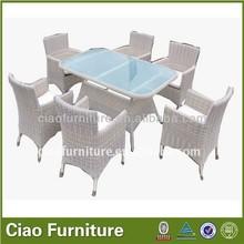 Promoción Ratán Mimbre Muebles Terraza Acristalada Compras