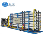 Membrane Processes Ro Water Treatment High Quality Water Reverse Osmosis Membrane Processes / Filter Pure Water Ro Treatment Plant
