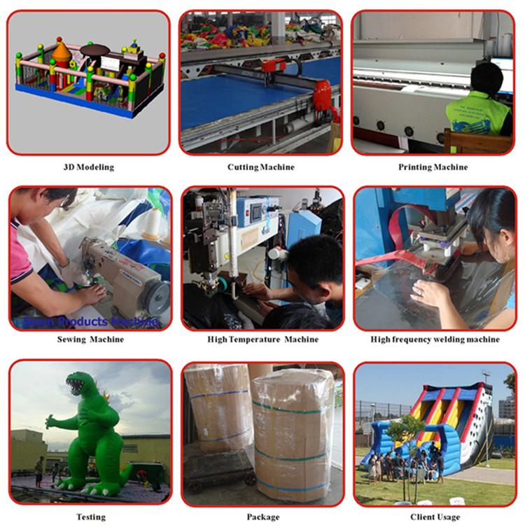 Ucuz şişme Hava Hokkabaz Patates Yüzen Top Oyunları Karnaval kullanımı yetişkinler ve çocuklar için