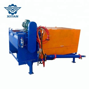 low cost and professional XF15 clc foam concrete brick machines for sale