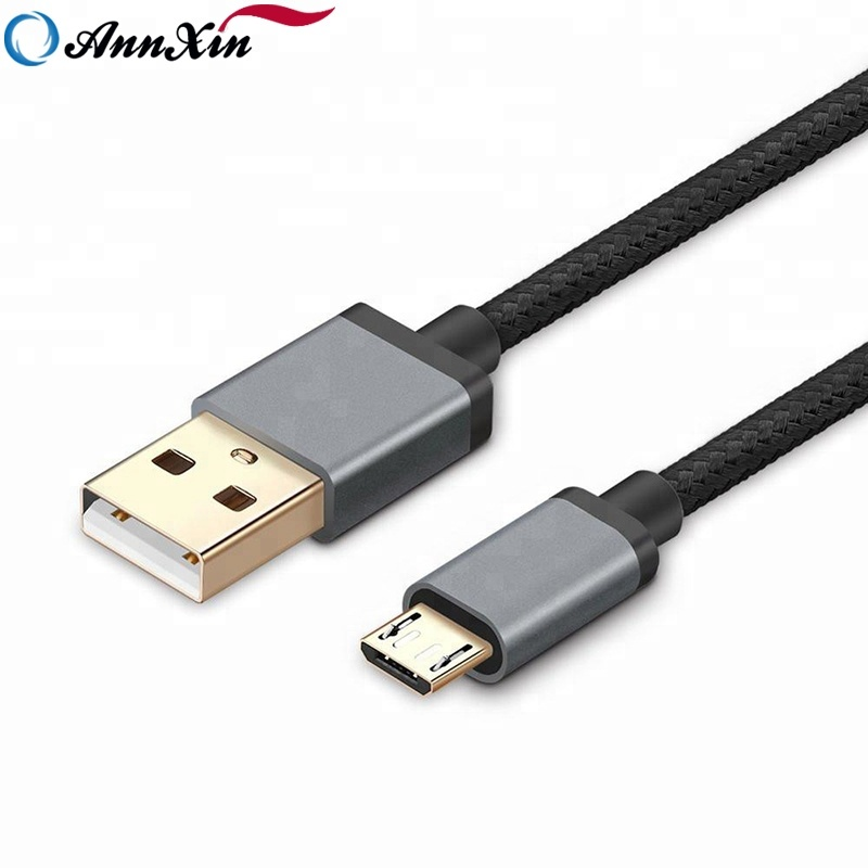 Micro USB Fast Charger Data Cable For Android Samsung Mobile Phone ps4 Universal