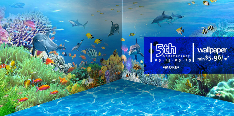 Special Offer Cheap 3d Hd Tv Background Wall Underwater World Wallpaper Buy Woman Sex With Animal Photo Wallpaper Designchina Supplier