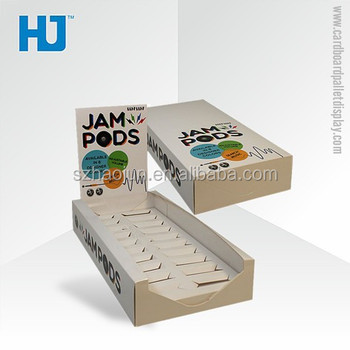 point of sale display template - custom printed cardboard display boxes paper small