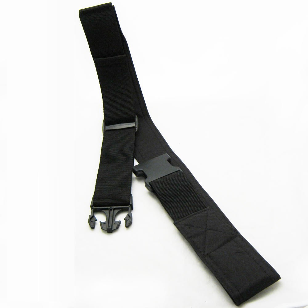 "2"" Strap Wide Poly Web Belt Holder Quick Release Buckle Heavy Duty Pouch Tool"