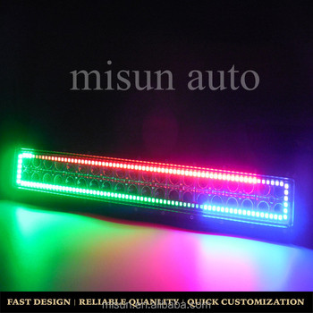 50inch 1232mm marqueen led light bar rgb halo with sequential led 50inch 1232mm marqueen led light bar rgb halo with sequential led lighting mozeypictures Image collections