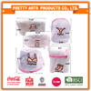 BSCI Factory Audit 4P Laundry Bags Mesh Lingerie Bag Sets of 5